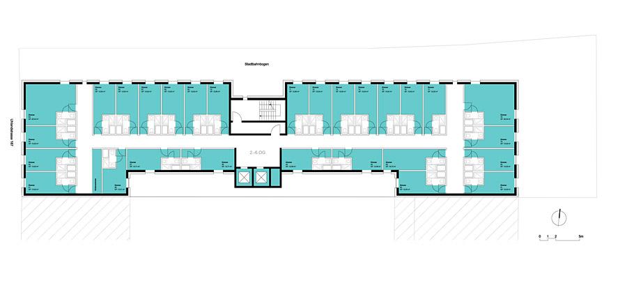 Kalkof architekten projekte gewerbebauten neubau for Design hotel jena